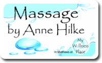 Massage by Anne Hilke